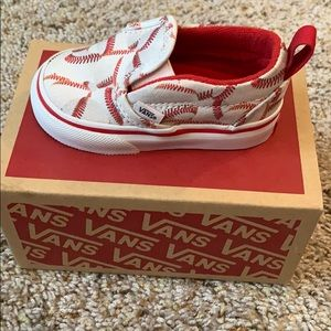 Baby Vans sneakers